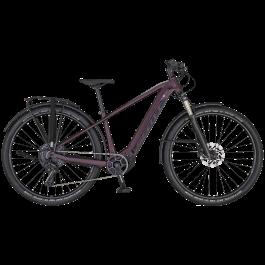 Bicicleta SCOTT Axis eRide 20 Lady Mov/Negru/Argintiu L 2020