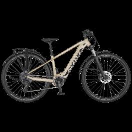 Bicicleta SCOTT Axis eRide 30 Lady Auriu/Albastru S 2020