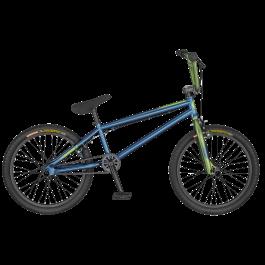 Bicicleta SCOTT Volt-X 10 Verde/Galben 2020
