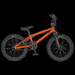 Bicicleta SCOTT Volt-X 20 Albastru/Portocaliu 2020