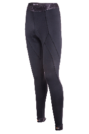 Pantaloni cu bazon FUNKIER Sanremo Pro Men - Black L