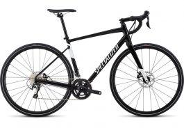 Bicicleta SPECIALIZED Diverge E5 Elite - Gloss Black/Metallic Whte Silver 54