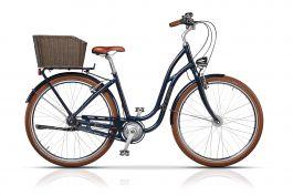 "Bicicleta CROSS Picnic Pro 28"" Albastru/Maro 530mm"