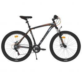 Bicicleta ULTRA Nitro RF Hidraulic 27.5'' negru/gri 520mm