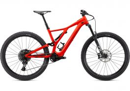 Bicicleta SPECIALIZED Turbo Levo SL Comp - Rocket Red/Black M