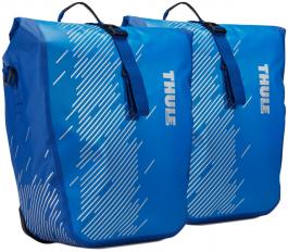 Geanta portbagaj THULE Shield Pannier stanga/dreapta - Cobalt - L