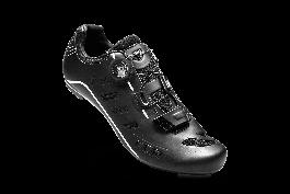 Pantofi ciclism FLR F-22 II Pro Road - Negru 45 (incl. 1 pereche sosete)