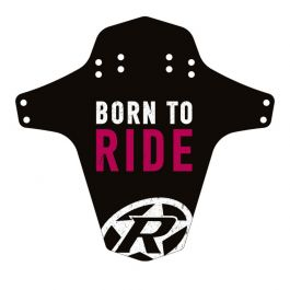Aripa REVERSE Born To ride negru/Alb//Roz
