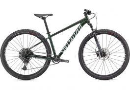 Bicicleta SPECIALIZED Rockhopper Expert 29 - Gloss Oak Green Metallic/Mettalic White Silver L