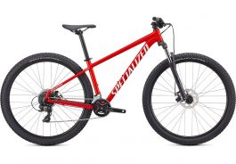 Bicicleta SPECIALIZED Rockhopper 27.5 - Gloss Flo Red/White M