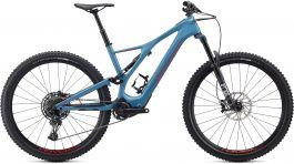Bicicleta SPECIALIZED Turbo Levo SL Comp Carbon - Storm Grey / Rocket Red L