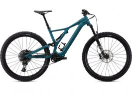 Bicicleta SPECIALIZED Turbo Levo SL Comp - Dusty Turquoise / Black L