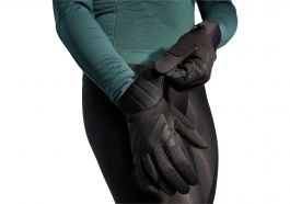 TRAIL-SERIES THERMAL GLOVE WMN BLK S