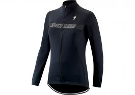 Jacheta SPECIALIZED Therminal RBX Sport Women - Black/White M
