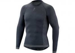 Bluza SPECIALIZED Seamless Baselayer LS - Dark Grey S