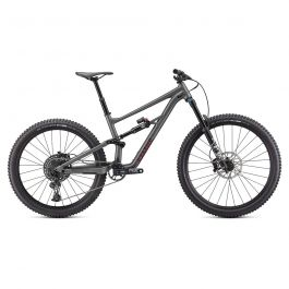 Bicicleta SPECIALIZED Status 160 - Satin Charcoal/Maroon S3