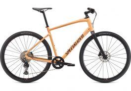 Bicicleta SPECIALIZED Sirrus X 4.0 - Gloss Ice Papaya/Blaze/Satin Black Reflective L