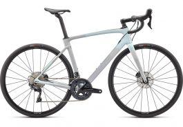 Bicicleta SPECIALIZED Roubaix Comp - Gloss Ice Blue/Dove Grey/Cool Grey 54