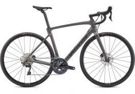 Bicicleta SPECIALIZED Roubaix Comp - Satin Smoke/Carbon/Black 52