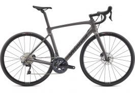 Bicicleta SPECIALIZED Roubaix Comp - Satin Smoke/Carbon/Black 56