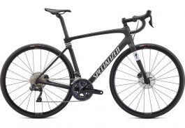 Bicicleta SPECIALIZED Roubaix Expert - Satin Carbon/White 49
