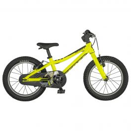 Bicicleta SCOTT Scale 16 Galben