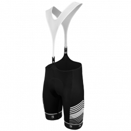 Pantaloni cu bretele FUNKIER Matera-2 Elite - Negru XL