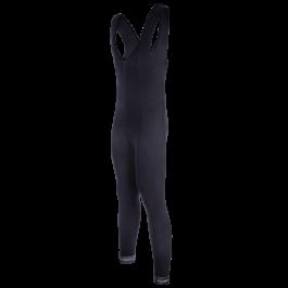 Pantaloni termici cu bretele FUNKIER Alfero Thermal - Negru 2XL