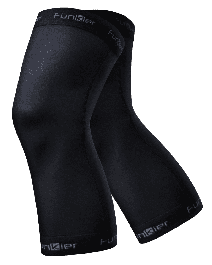 Protectii UV genunchi FUNKIER Salo - Negru S