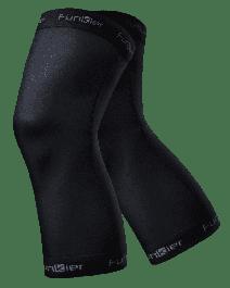 Protectii UV genunchi FUNKIER Salo - Negru 2XL