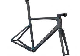 Cadru SPECIALIZED S-Works Tarmac SL7 Frameset - Carbon/Chameleon Silver Green Color Run 54