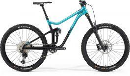 Bicicleta MERIDA One-Sixty 700 M (17'') Teal Metalizat|Negru 2021