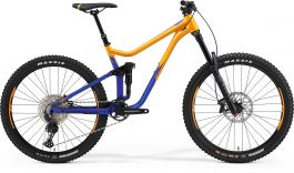 Bicicleta MERIDA One-Sixty 400 L (18.5'') Orange|Albastru 2021