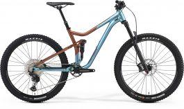 Bicicleta MERIDA One-Forty 600 L (19'') Bronz|Albastru 2021
