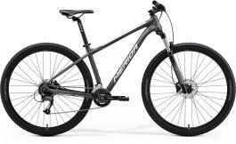 Bicicleta MERIDA Big Nine 60-2X XL (20'') Antracit Mat Argintiu 2021