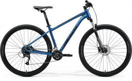 Bicicleta MERIDA Big Nine 60-2X XXL (22'') Albastru|Negru 2021