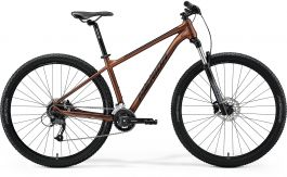 Bicicleta MERIDA Big Nine 60-2X L (17.5'') Bronz Mat Negru 2021