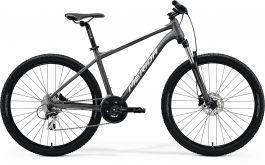 Bicicleta MERIDA Big Nine 20 XXL (22'') Antracit Mat Argintiu 2021