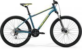 Bicicleta MERIDA Big Nine 20 XL (20'') Teal Albastru Lime 2021