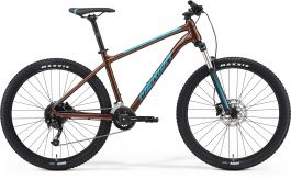 Bicicleta MERIDA Big Seven 100-2X S (15'') Bronz|Albastru 2021