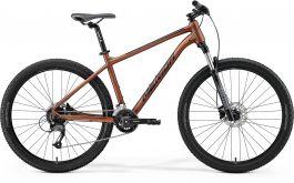 Bicicleta MERIDA Big Seven 60-2X S (15'') Bronz Mat|Negru 2021