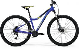 Bicicleta MERIDA Matts 7.60-2X XS (13.5'') Albastru Mat Inchis|Galben 2021