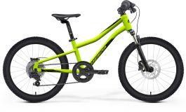 Bicicleta Copii MERIDA Matts J.24 UNI (11'') Galben|Negru 2021