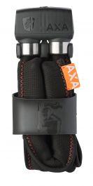 Incuietoare pliabila AXA 600 95cm/6,5mm gri inchis