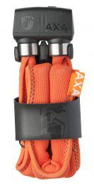 Incuietoare pliabila AXA 800 100cm/8mm portocaliu