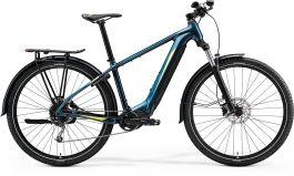 Bicicleta MERIDA eBig Nine 400 S (38'') Teal|Albastru|Lime 2021