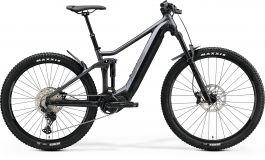 Bicicleta MERIDA eOne-Forty 500 L (43'') Antracit|Negru 2021