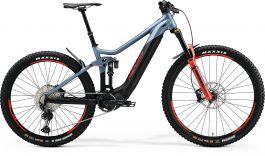 Bicicleta MERIDA eOne-Sixty 700 M (43'') Albastru Mat|Negru|Rosu 2021