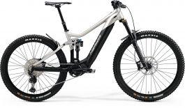 Bicicleta MERIDA eOne-Sixty 700 M (43'') Titan Mat|Negru 2021