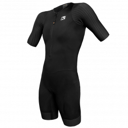 Costum triathlon FUNKIER Levico Men Pro - Negru L
